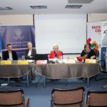 """Konferencja """"Wsparcie readaptacyjne w prewencji wykluczenia i recydywy""""-"""