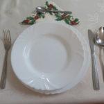 Kolacja Wigilijna i Święta w Domu Na Granicy